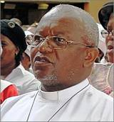 Bischof Ziphazihle Siwa