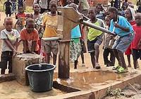 Ein neuer Brunnen
